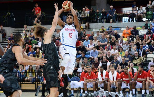 GB v NZL Basketball