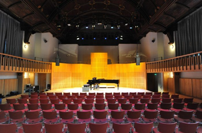 The Howard Assembly Room